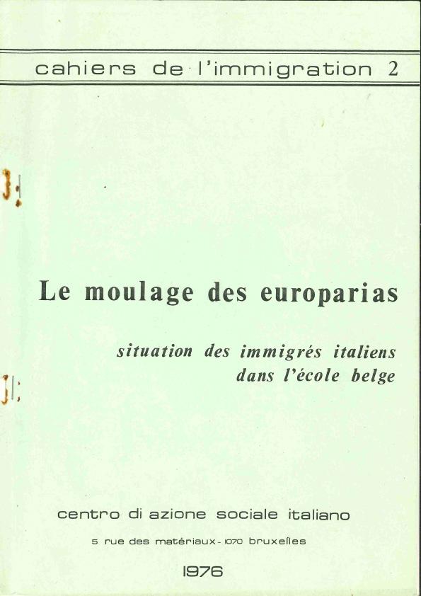 Le moulage des europarias