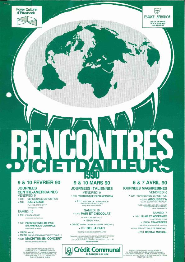 RENCONTRE D'ICI ET D'AILLEURS (1990)