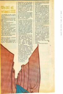 UNITI SI VINCE III Pour 1979