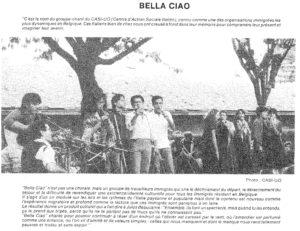 BELLA CIAO 1983