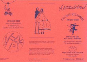 DUCASSE AUX GOSSES 1993