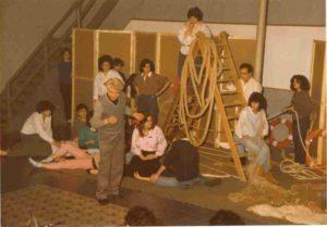 Paysages intérieurs d'un voyage sans fin 1986_répetitions