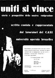 UNITI SI VINCE 1975